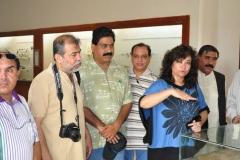 SBP-Museum-Staff-visit-to-Banbhore-2014